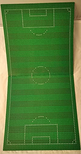Lego Grundplatten Fußball [Spielzeug].