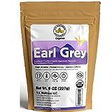Earl Grey Tea, FLORAL & CITRUSY, Natural Bergamot...