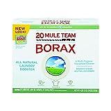 BORAX 20 Mule Team Laundry Booster, Powder, 4...