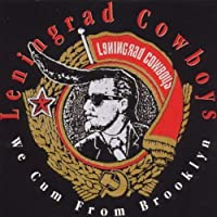 We Come from Brooklyn by Leningard Cowboys (1992-03-23)