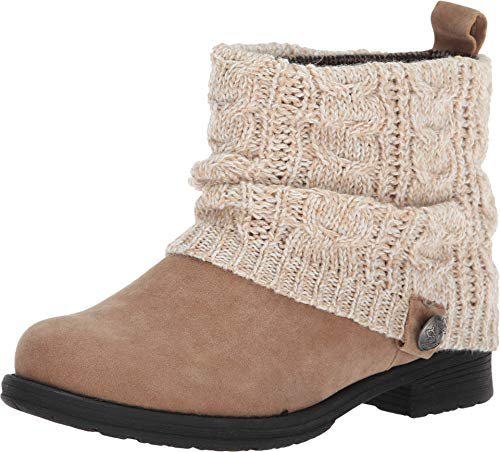 MUK LUKS Women's Pattrice Boots - Beachwood, (6 M)