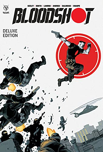 Bloodshot by Tim Seeley Deluxe Edition