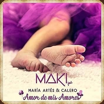 Amor de mis amores (feat. María Artés & Calero)