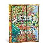 Paperblanks Diari a Copertina Rigida Monet (Il Ponte), Lettera a Morisot | Bianco | Ultra (180 × 230 mm)