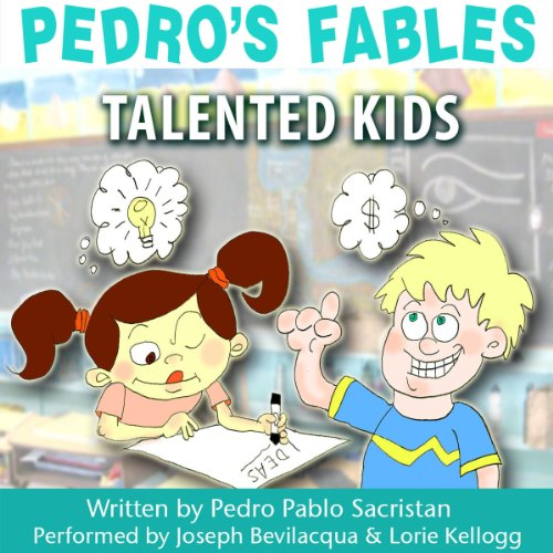 Pedro's Fables copertina