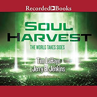 Soul Harvest     Left Behind, Volume 4              By:                                                                                                                                 Tim LaHaye,                                                                                        Jerry B. Jenkins                               Narrated by:                                                                                                                                 Richard Ferrone                      Length: 10 hrs and 54 mins     729 ratings     Overall 4.6