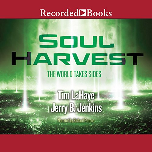 Soul Harvest audiobook cover art