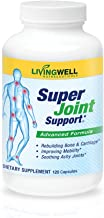 Sponsored Ad - Glucosamine, Collagen, MSM & Chondroitin Joint Support Supplement for Joint Relief, Health & Comfort by Sup...