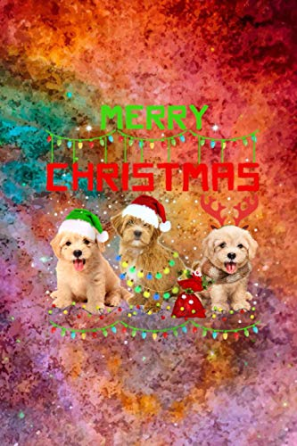 Goldendoodle Christmas Reindeer Christmas Lights Pajama Raglan Baseball Tee: Body Measurements Tracker