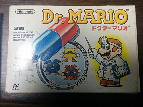 Dr. Mario Famicom [Import Japan]
