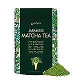 Japanese Matcha Green Tea Powder 50g (Premium Grade) - by Heapwell Superfoods