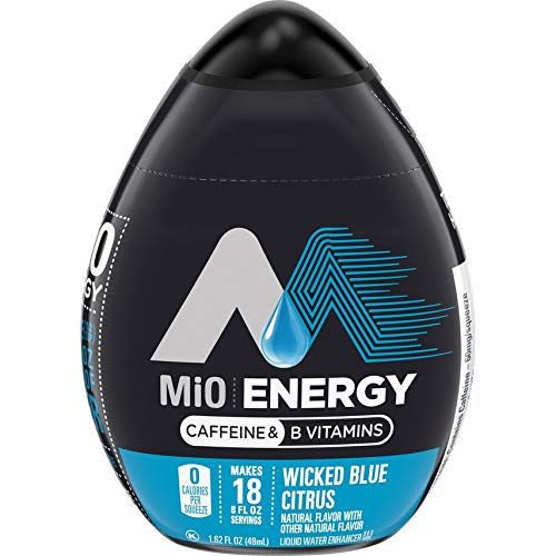 MiO Energy Wicked Blue Citrus (Pack of 20)