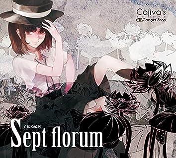 Sept florum