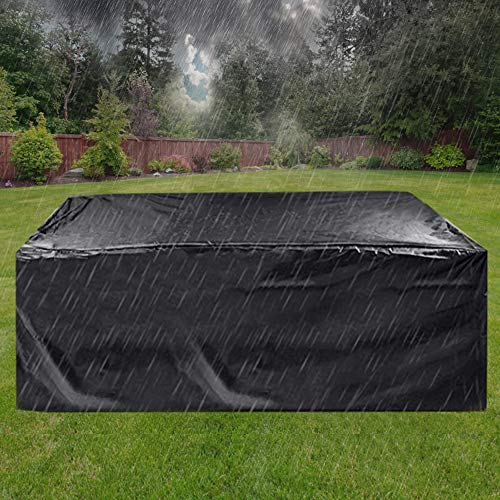 Outdoor Furniture Covers Waterproof,Cyanbamboo Patio Furniture Covers 420D Oxford Polyester Large...