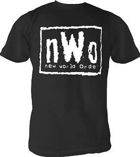 New World Order Men's NWO Wrestling T-shirt