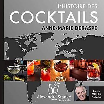 L'histoire des cocktails