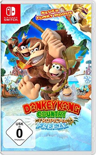 Donkey Kong Country Tropical Freeze - [Nintendo Switch]