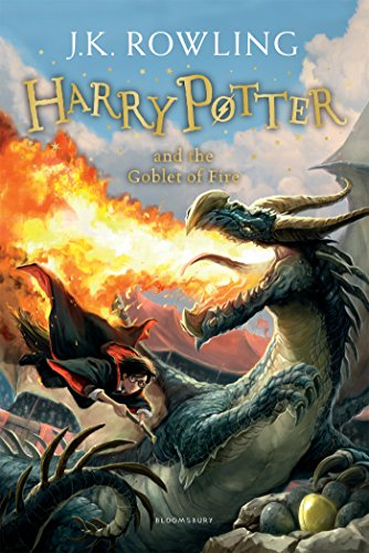 Harry Potter and the Goblet of Fire (Harry Potter 4, Band 4)