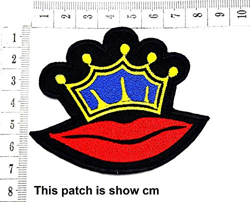 Lowest Price! The red Crown is a Symbol of a Gorgeous Beautiful Princess Shine Cartoon Chidren Kids ...