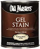 OLD 24988 81004 Gel Stain, White