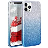 ZELAXY iPhone 11 Pro Max Case, Bling Sparkly Glitter Shiny