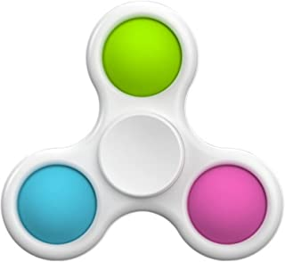 Fidget Simple Dimple Fidget Toy fingertip gyro Stress Relief Hand Toys for Kids and Adults,Interesty Sensory Toys Decompre...