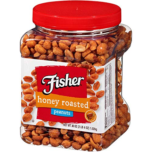 planters roasted honey peanuts - 9