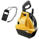 リョービ(RYOBI) 高圧洗浄機AJP-1310F オリジナル防水型スマートフォンケース付 4989775