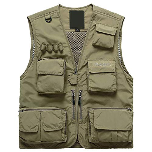 MEMORYEE - Breathable Fly Fishing Vest
