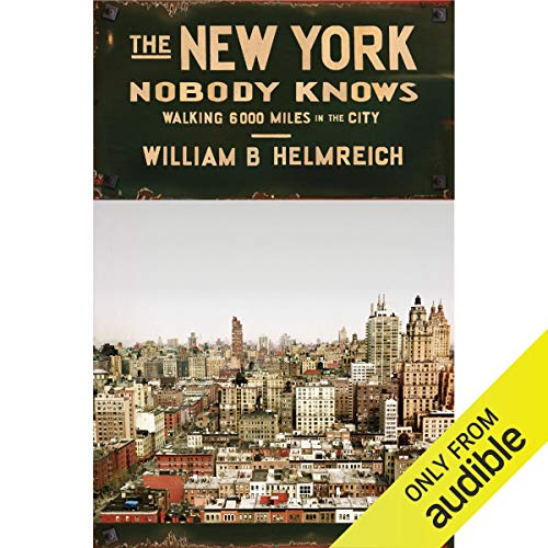 Couverture de The New York Nobody Knows