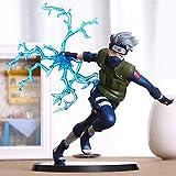 Naruto Hatake Kakashi Pop Figura de acción Conjunto de pequeñas figuras de juguete de ajedrez para decoración de escritorio