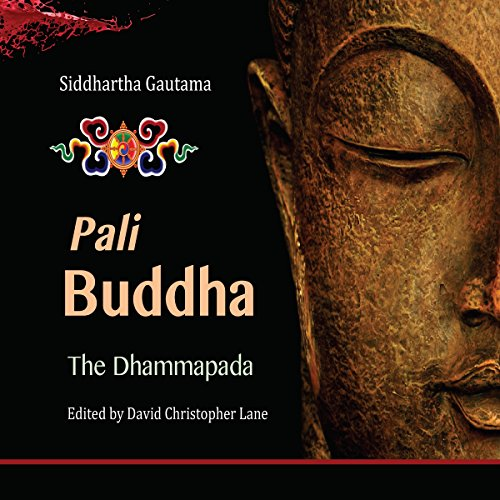 Pali Buddha: The Dhammapada audiobook cover art