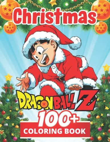 Christmas Dragon Ball Z Coloring Bo…