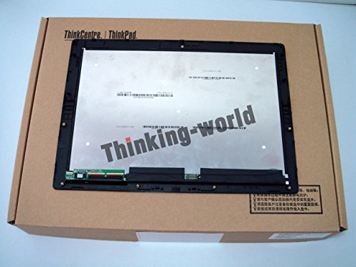 For Lenovo 12' HD+ (1600X900) LCD Screen Display Touch Digitizer Bezel Assembly LTL120QL01 Miix 700-12ISK