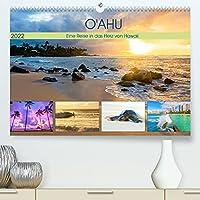 O'ahu - Eine Reise in das Herz von Hawaii (Premium, hochwertiger DIN A2 Wandkalender 2022, Kunstdruck in Hochglanz): Bildersammlung von O'ahu, einer der faszinierenden Inseln Hawaiis (Monatskalender, 14 Seiten )