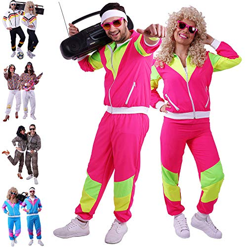 80s / 90s Shell Suit Costume