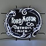 Neonetics Ford Motor Company 1903 Heritage Emblem NEON Sign