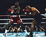 THEPRINTSHOP Limited Edition Frank Bruno V Mike Tyson