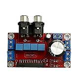 Q-BAIHE TDA7850 4X50W 4 canales de audio del coche amplificador de la placa de 12V interfaz AV DIY AMP Board