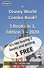 A Disney World Combo Book!  3 Books in 1: Edition 3 - 2020 (Short and Sweet Introductions)