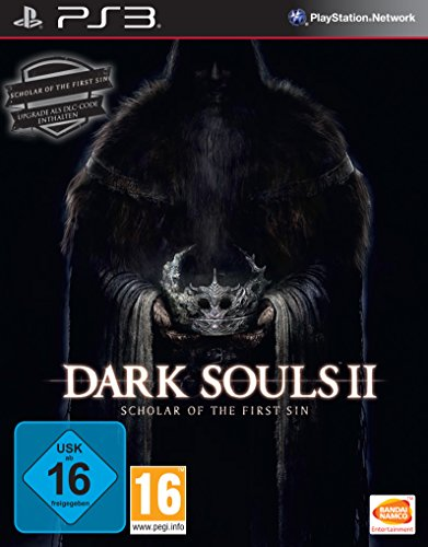 Dark Souls II: Scholar Of The First Sin [Importación Alemana]