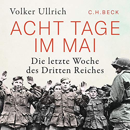 Acht Tage im Mai audiobook cover art