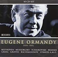 Eugene Ormandy conducts: Beethoven, Brahms, Grieg, Strauss, ... (2009-06-02)