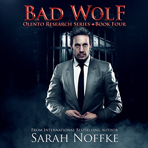 Couverture de Bad Wolf: A Paranormal Science Fiction Thriller