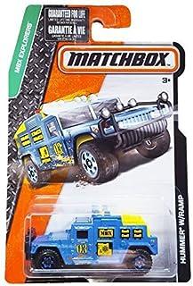 Matchbox - MBX Explorers - Hummer w/Ramp by Mattel