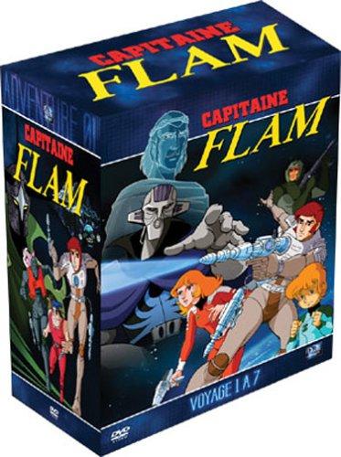 Coffret Capitaine Flam, partie 1 (24 épisodes)