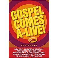 Gospel Comes Alive [DVD]