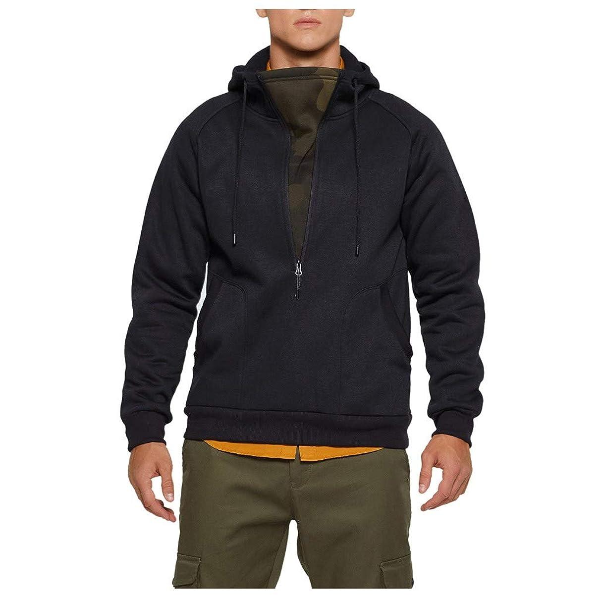 欠伸ヘクタールマントルメンズセーターメンズ ロングtシャツ 大きいサイズ ゆったり カットソー おしゃれ カジュアルパーカー メンズ ャツ メンズ吸汗速乾 軽い 柔らかい 黑 白 カジュアルトレーナー