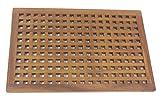 Aqua Teak The Original Grate Estate Floor Mat 489