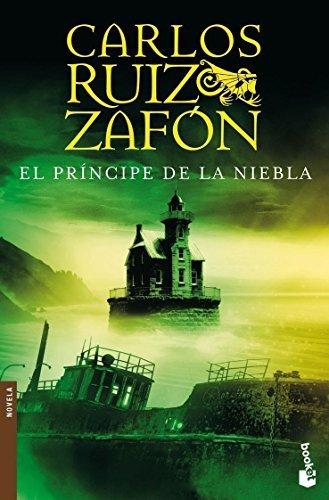El Príncipe De La Niebla by Carlos Ruiz Zafon(2008-05-15)